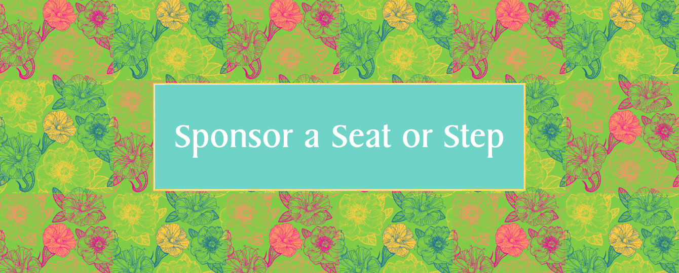 Trinity Theatre Sponsor a Seat or Step Web Banner