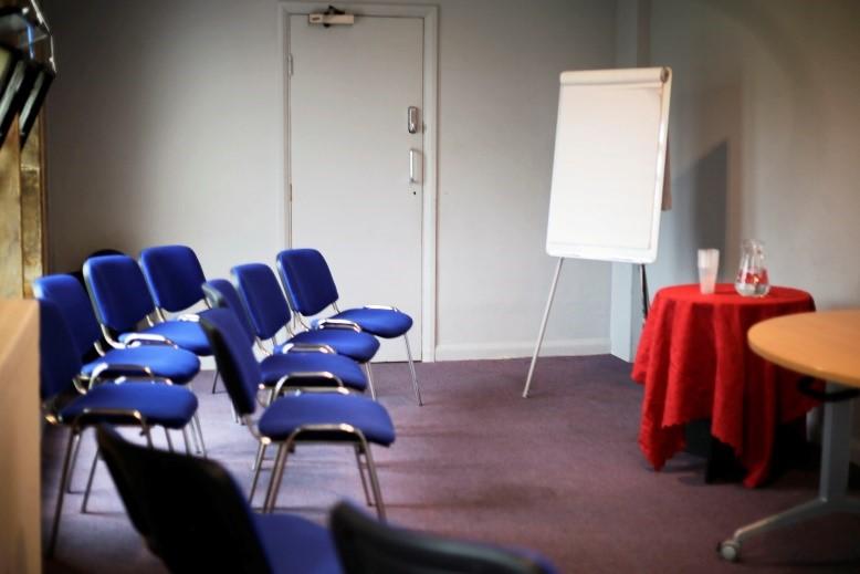 Trinity Theatre Hire Studio Room Header Image